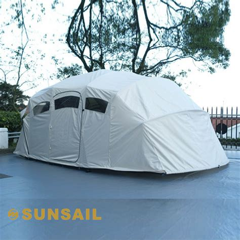 Portable Garage Shelter by Portable Car Tent Garage Boat Cover Boat Garage Portable