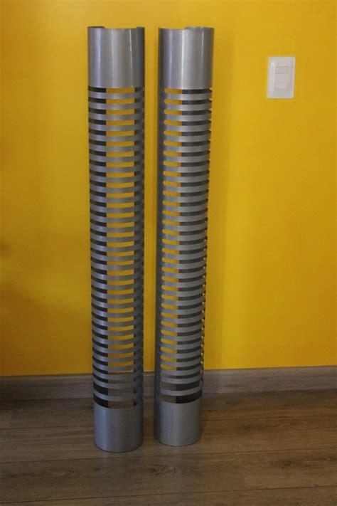 torre porta cd porta cd torre da tok stok cor prata r 75 00 em