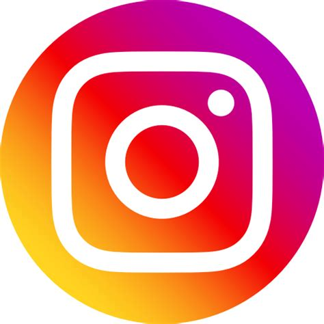 app instagram logo media popular social icon
