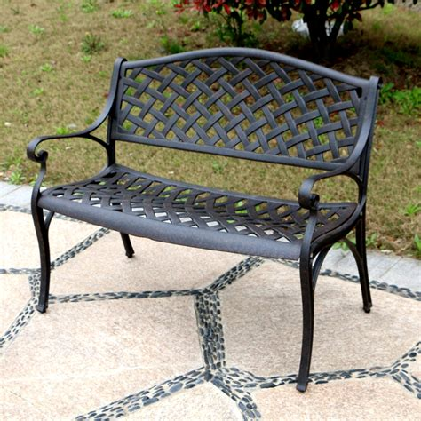 park bench prices compare prices on aluminium park benches online shopping
