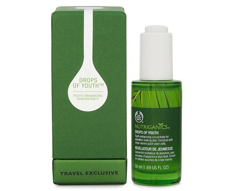 The Shop Drops Of Youth Concentrate 1 Ml Sle Sachet the shop drops of youth concentrate 50ml great daily deals at australia s favourite