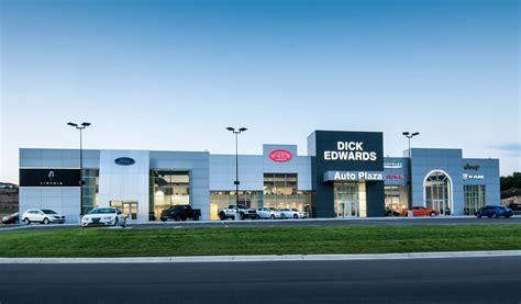 LK Architecture   Dick Edwards Auto Plaza, Junction City, KS
