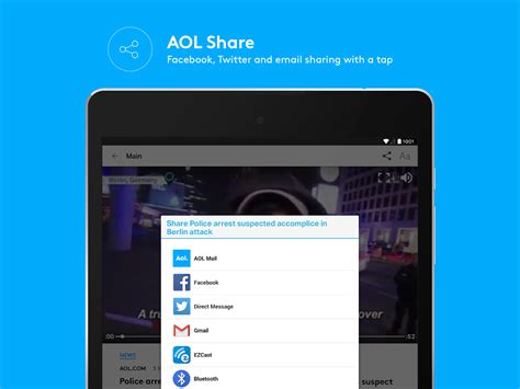 mobile aol aol news mail android apps on play