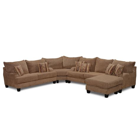 rc willey sectional sofas rc willey sofas clic traditional brown sofa loveseat set