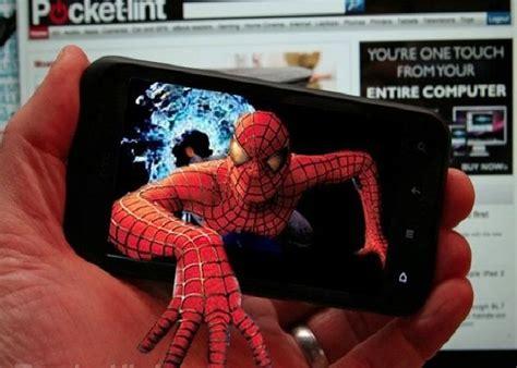 imagenes en tres 3d htc evo 3d extiende las tres dimensiones a los smartphones