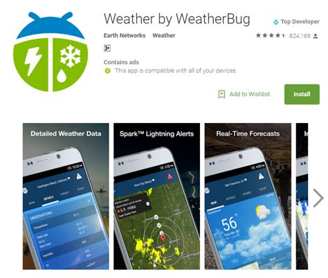 top 10 cool and essential android apps techchai technology tips tutorials articles and updates top 10 weather android apps to use in 2017 worth of