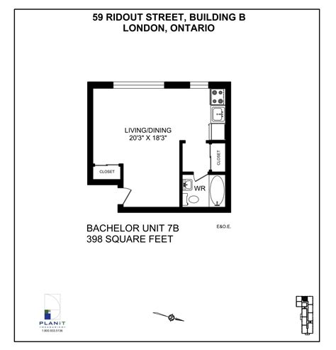 bachelor apartment floor plan floor plan for bachelor flat rentcanada rancho realty