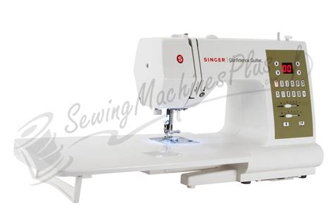 Quilting Accessories For Sewing Machines by Singer 7469q Confidence Quilter Sewing Machine Includes
