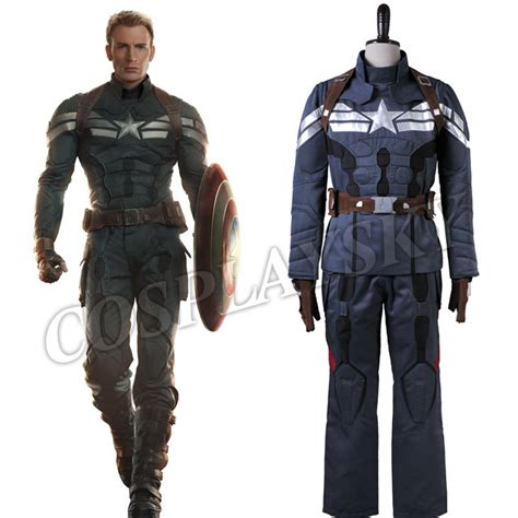 Captain America Wardrobe by Aliexpress Buy Captain America 2 The Winter Soldier