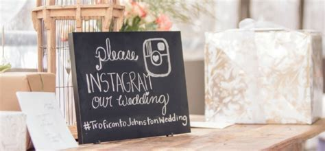 Wedding Hashtags Tips for Creating the Perfect One
