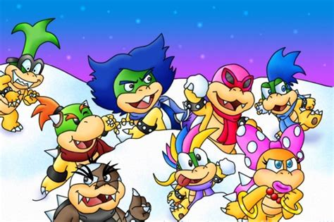 The gallery for   > Koopalings Iggy