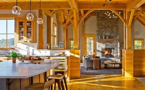 interiors mountainside vermont house truexcullins