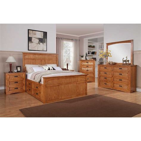 dixie 7 piece king bedroom set rcwilley image1 800 jpg