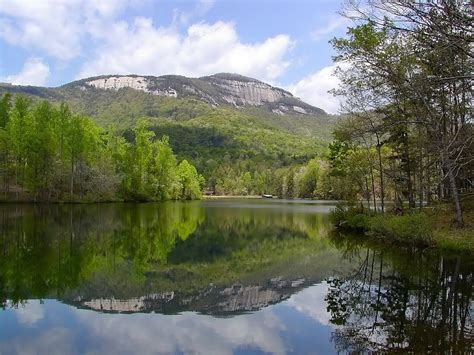 Table Rock State Park Cing by Panoramio Photo Of Table Rock State Park Sc