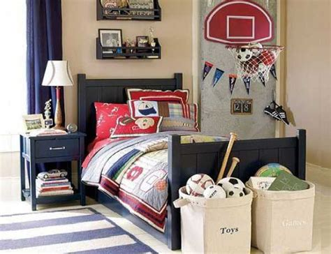 sports bedroom ideas bedroom decorating ideas for sportsmen creative bed headboards and wall decorations