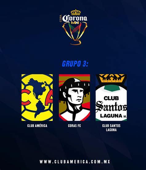 Calendario Dela Liga Mx Club America Am 201 Rica En La Copa Mx 2017 Calendario La Cancha