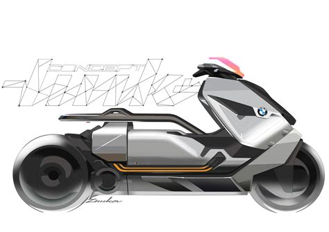 future bmw motorcycles bmw s new concept motorcycle looks like it belongs in