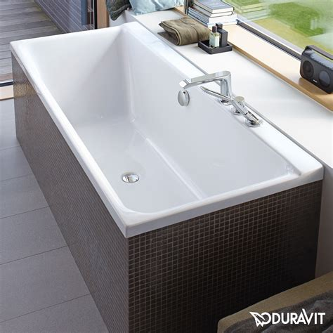 reuter badewanne duravit p3 comforts rechteck badewanne r 252 ckenschr 228 ge