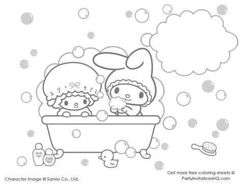 cute rilakkuma coloring pages coloring pages