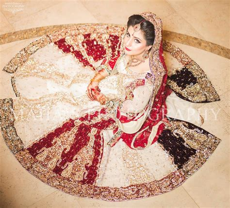 35 Latest Style Pakistani Bridal Outfits Combinations Indian Designer Bridal Dresses 2017