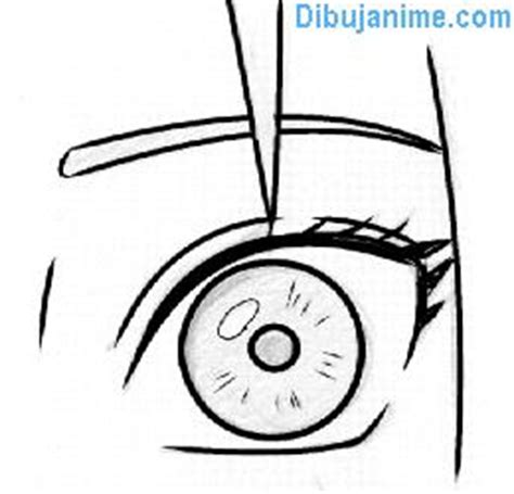 imagenes de ojos faciles de dibujar tipos de ojos anime tutorial para dibujar y aprender