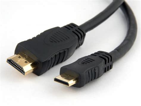 Cable Hdmi To Hdmi Poin 14 1m mini hdmi cable