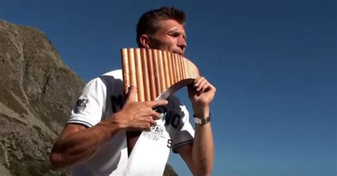 Amazing Pan david d 246 ring s unbelievably beautiful panflute rendition