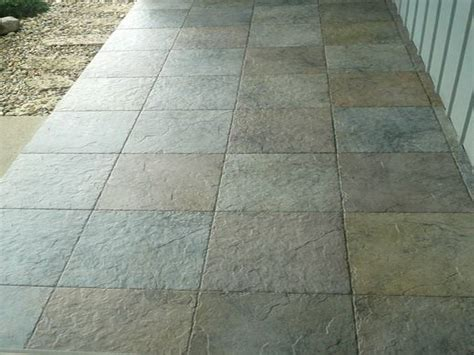 Flooring : Outdoor Porch Tile And Stone Flooring Porch