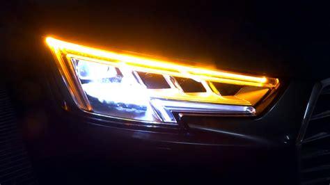 Audi A4 Lights by 2016 Audi A4 B9 Matrix Beam Led Interior Light Lighting