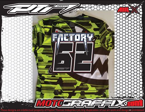 motocross jersey and motocross jersey name number prints