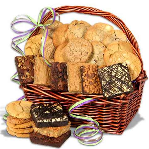 baked goods gifts gourmet food gift baskets hosting and planning capper