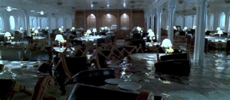 Titanic Dining Room by Kenneth Muir S Reflections On Cult And Classic