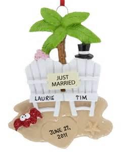 Wedding Ornaments by Wedding Personalized Ornament