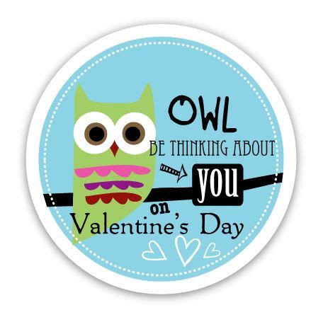 valentines day skits poppies at play free owl tags chouettes