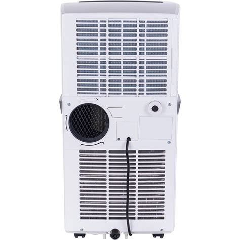 Honeywell MP08CESWW Portable Air Conditioner 8,000 BTU Cooling, LED Display, Single Hose (White