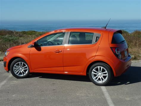 Chevy Sonic Ground Clearance by 2012 Chevrolet Sonic New Cars Car And Driver Html Autos Post