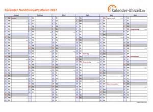 Kalender 2018 Nrw A5 Feiertage 2017 Nordrhein Westfalen Kalender