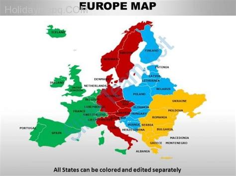 continent maps map of europe continent map travel