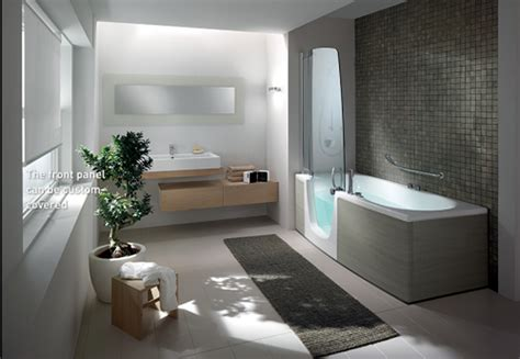 Modern Bathroom Interior Landscape Iroonie Com Pics Of Modern Bathrooms