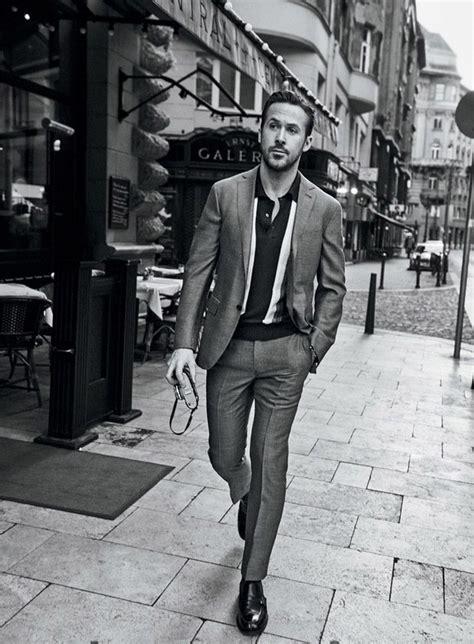 ryan gosling gq hairstyle ryan gosling stars in gq magazine january 2017 cover story