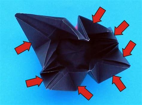 Origami Spider Diagram - joost langeveld origami page