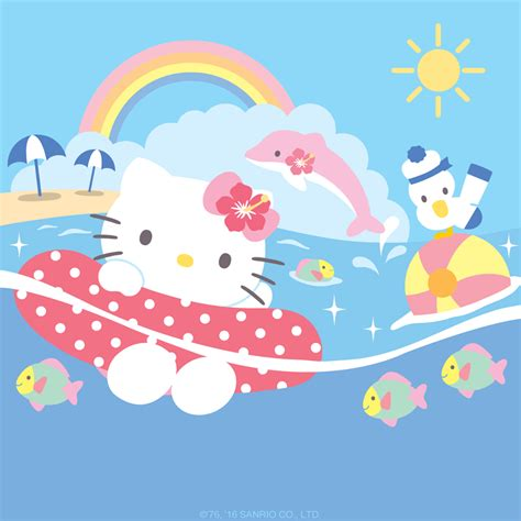 hello kitty summer 1000 images about hello kitty on pinterest sanrio hello
