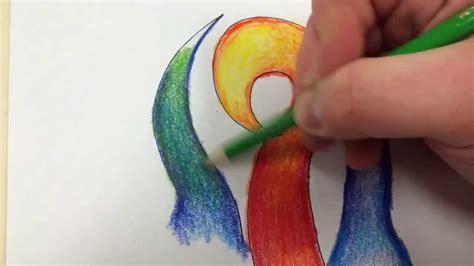color blending colored pencil tutorial blending analogous colors