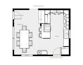 Kitchen Plans endearing kitchen floor plans home with kitchen floor plans