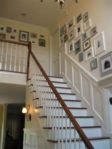 Going Up Stairs by Hanging Photos Going Up Stairs