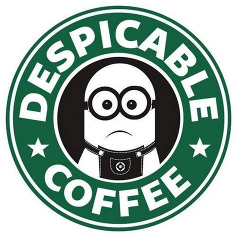 Starbucks Logo Meme - 841 best images about minions on pinterest 30 august
