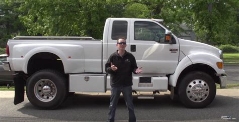 ford vehicle made is the ford f 650 truck the dumbest vehicle