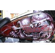 Pics Photos  Custom Airbrush Painting Motorcycles Automobiles Helmets