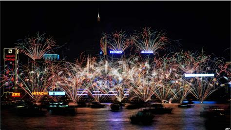 new year hong kong fireworks hong kong new year s fireworks wallpapers happy new