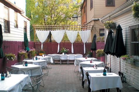 places to look at lights near me best outdoor restaurants patios and cafes in chicago
